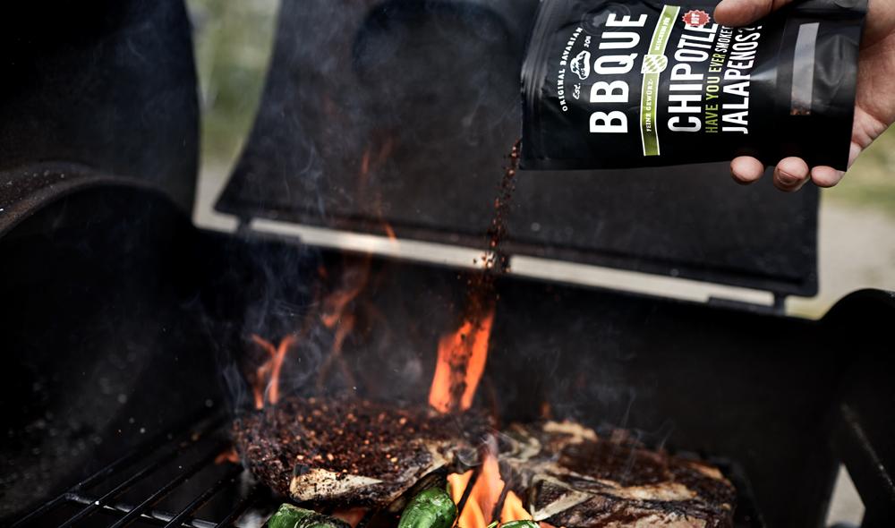 BBQUE Rubs