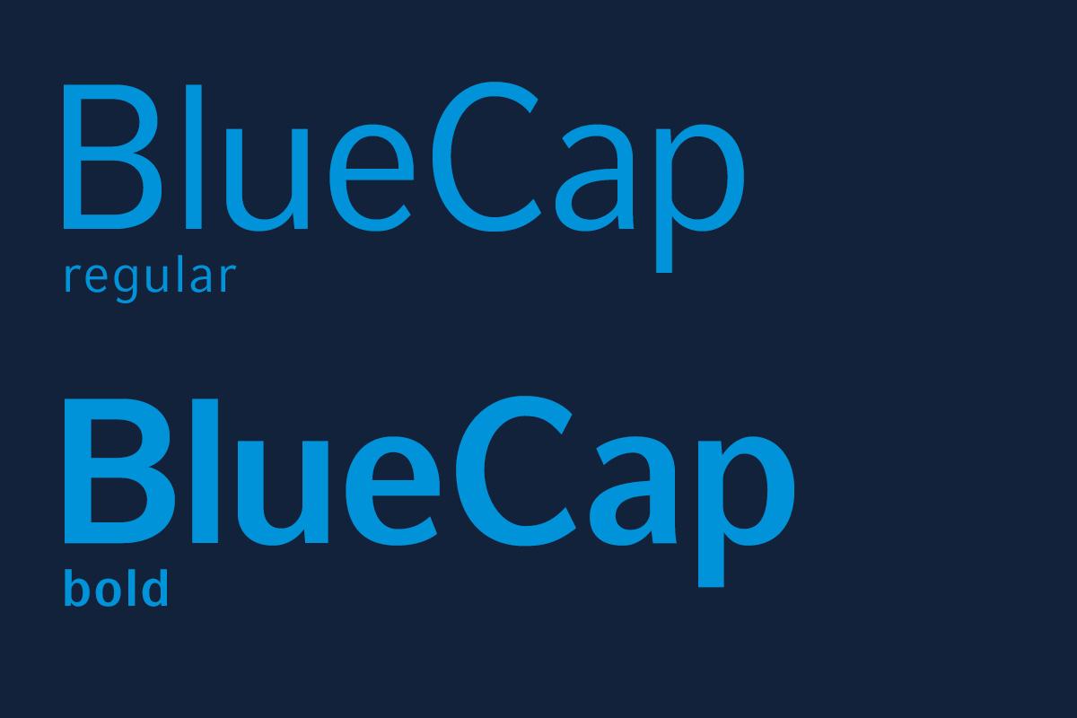 BlueCap_Typo